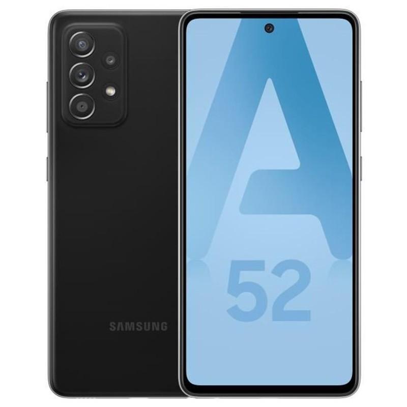 Samsung Galaxy A52 Black (8Go/128Go) - prix Tunisie - MTS Plus Tunisie