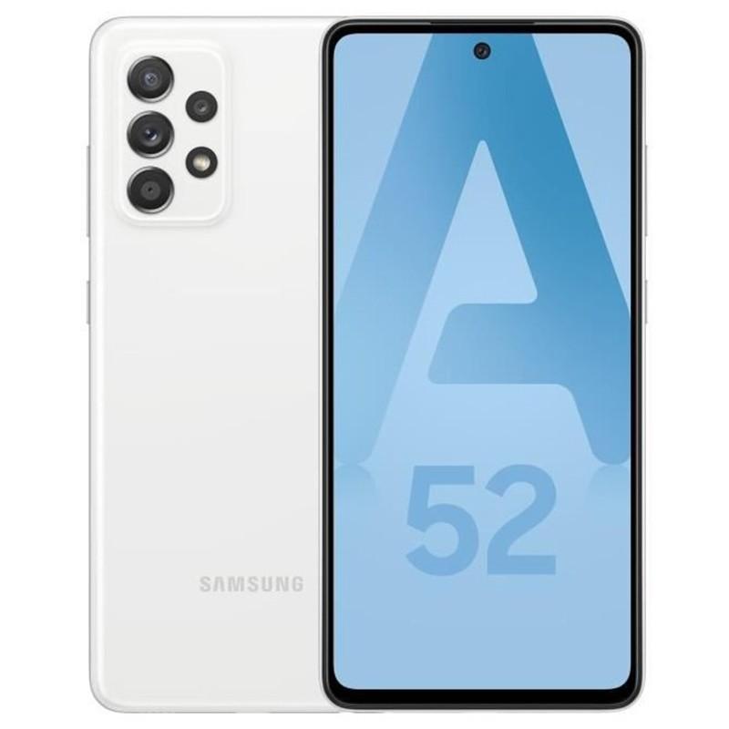 Samsung Galaxy A52 White (8Go/128Go) - prix Tunisie - MTS Plus Tunisie