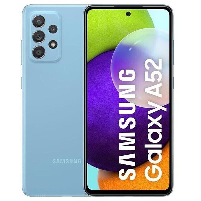 Samsung Galaxy A52 Blue (8Go/128Go) - prix Tunisie - MTS Plus Tunisie