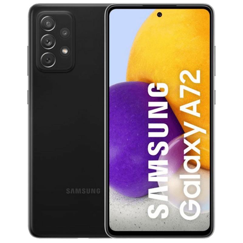 Samsung galaxy A72 Black (8Go/128Go) - prix Tunisie - MTS Plus Tunisie