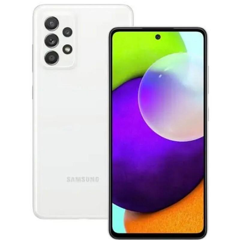 Samsung galaxy A72 White (8Go/128Go) - prix Tunisie - MTS Plus Tunisie