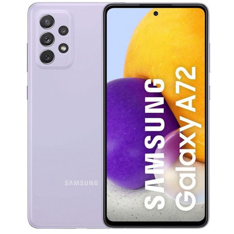 Samsung galaxy A72 Violet (8Go/128Go) - prix Tunisie - MTS Plus Tunisie