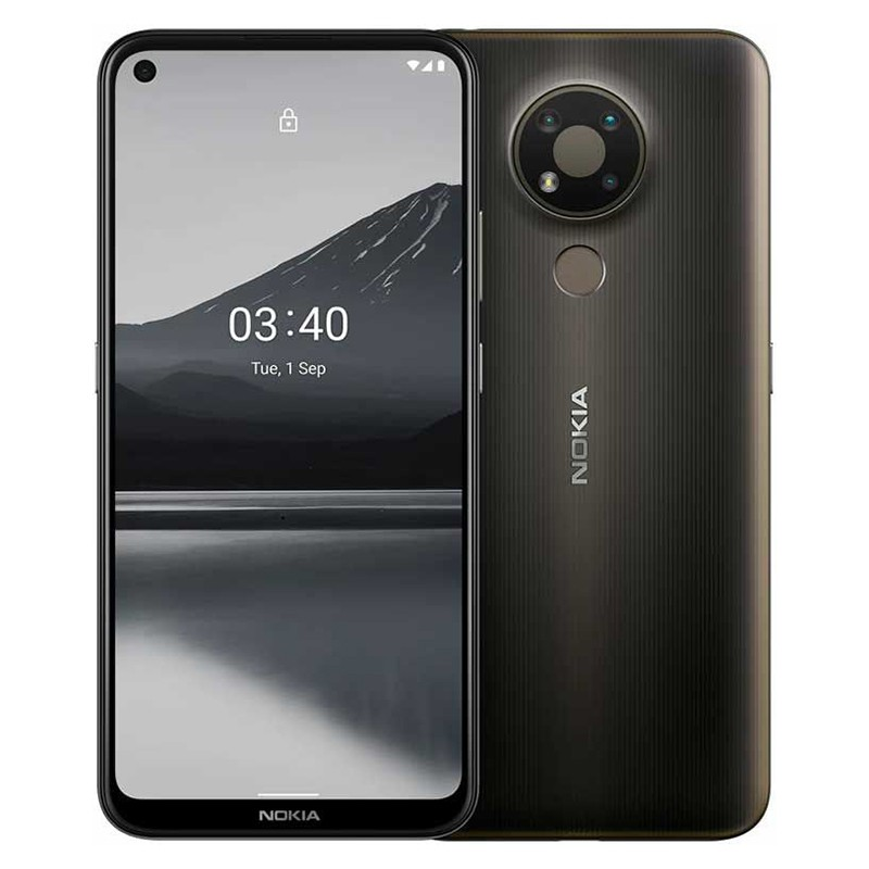 Smartphone Nokia 3.4 Noir - Prix Tunisie - MTS Plus
