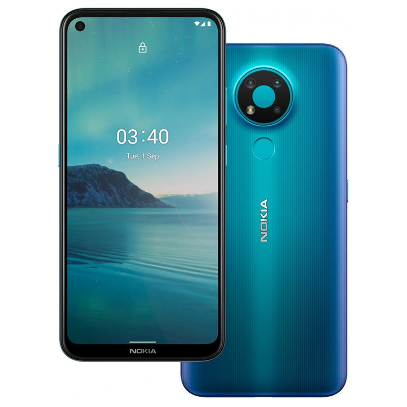 Smartphone Nokia 3.4 Bleu - Prix Tunisie - MTS Plus