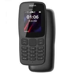 Téléphone Portable Nokia 106 Noir - MTS Plus