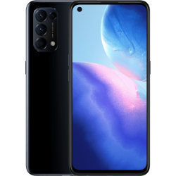 OPPO RENO 5 (5G) STARRY BLACK 256 Go - Prix Tunisie - MTS Plus