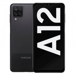 SAMSUNG GALAXY A12 BLACK (4Go/128Go) - Prix Tunisie - MTS Plus Tunisie