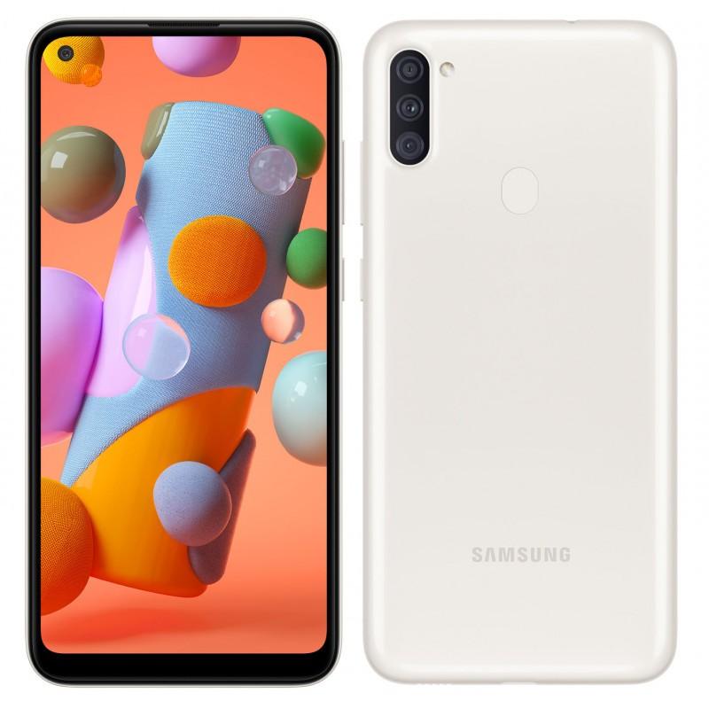 Samsung Galaxy A11 White 32Go - Prix Tunisie - MTS Plus Tunisie